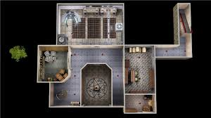 sims 3 floor plan my sims 3 blog the men of letters bunker supernatural by aya20