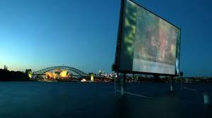 Botanical Gardens Open Air Cinema Get Out Entertainment Smh Au