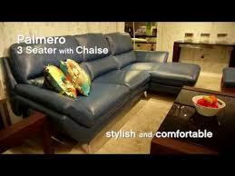 sofas by you from harveys palmero leather sofa harveys youtube