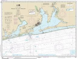 Map Of Gulf Coast Modern Nautical Maps Of Florida 80 000 Scale Nautical Charts
