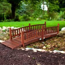 furniture outstanding coral coast harrison wood garden bridge