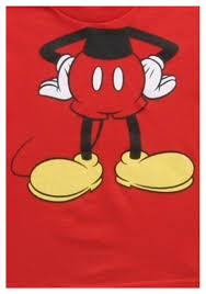 Mickey Mouse Toddler Costume Toddler Mickey Mouse Costume T Shirt