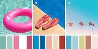 summer colors 60 best summer colors 2016 paint color trends schemes for summer