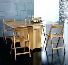 chaise de table de cuisine table pliante avec rangement chaise table de cuisine avec rangement