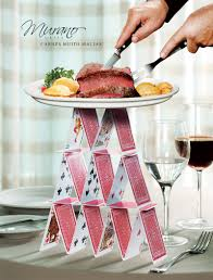 Print Advertisement Idea Design Murano Grill Print Advert By Bolero Real Tender Meat Ads Of The