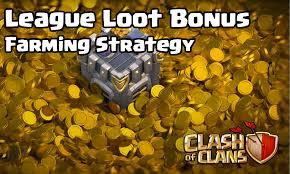 clash of clans farming guide clash of clans league loot bonus farming strategy clash for dummies