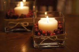 christmas dining table centerpieces living room decoration