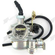 aliexpress com buy quad pit bike 110cc carburettor on off valve