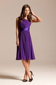 purple cocktail dress lstore