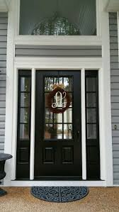 top 25 ideas about black front doors on rafael home biz entry