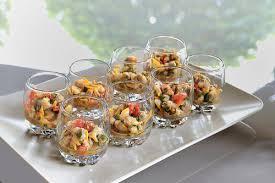 cuisiner les coques coques en verrines recette apéritive et si c était bon