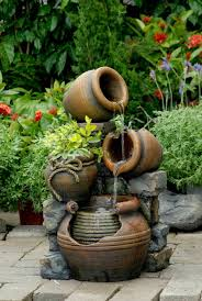 Small Water Fountains For Desk Garden Design Ideas Solar Wall Outdoor Pot Water Portable