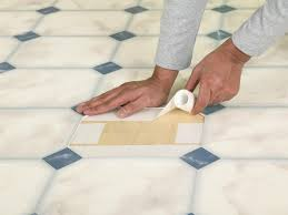 how to patch and repair vinyl flooring how tos diy