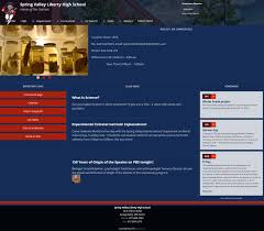 online class website brochure theme sle class page echalk online help