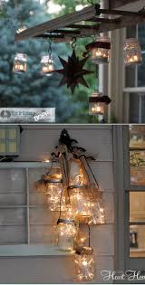 Homemade Outdoor Chandelier by 28 Stunning U0026 Easy Diy Outdoor Lights Page 3 Of 3 Cycling