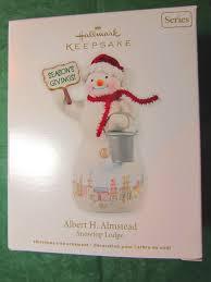 9 best hallmark snowtop lodge ornaments grcaroline2012 on ebay