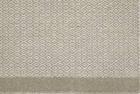 Cotton Wool Rugs Contemporary Rug Patterned New Zealand Wool Cotton Elli