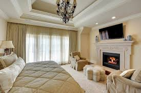 beautiful master bedrooms with fireplaces simple sitting area in