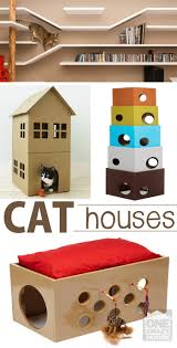 Crazy Houses For All The Cat Lovers Out There