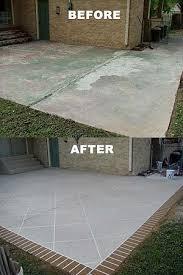 Decorative Floor Painting Ideas 18 Best Painting Driveways U0026 Sidewalks Images On Pinterest