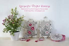 romantic winter blooms collection ajisai press