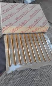 badezimmer bordre ausstattung 2 listelli bordüre 1 2x20cm bis zu 250 stück farbe gold in