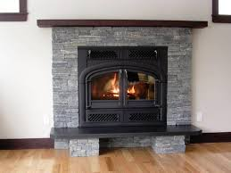 stone veneer over brick fireplace u2014 jburgh homes best stone