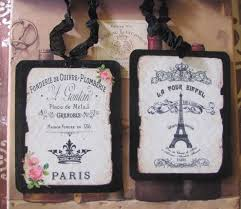 Shabby Chic Paris Decor by 25 Best More Of My Shabby Chic Lighted Village Houses Images On