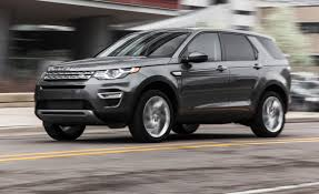 jeep land rover 2015 2015 land rover discovery sport test u2013 review u2013 car and driver