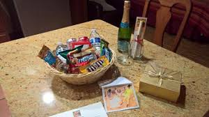 honeymoon gifts welcome gifts upon arrival with a awesome extras for our