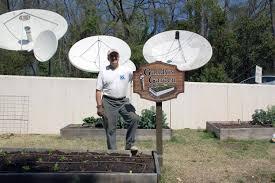 tv weatherman u0027s garden thrives in the spotlight clemson