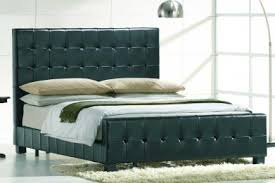 Cheap Leather Bed Frame Buy Leather Beds From Aaa Beds Free Delivery