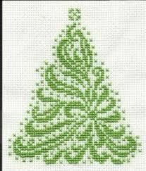 free tree cross stitch patterns search crafts