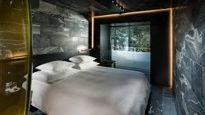 designs for bedrooms morphosis designs bedrooms for hotel at zumthor s vals spa