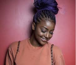 single braids justine hair braiding shop flickr 15 best purple box braids justine skye images on pinterest natural