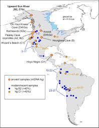 Haplogroup World Map by Ancient Dna From Two 11 500 Year Old Burials In Alaska U2013 Violent
