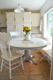 Painted Dining Table by 578 Best Charming Breakfast Nooks Images On Pinterest Kitchen