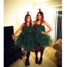 light up ugly christmas sweater dress diy christmas tree costume ugliest christmas sweaters rounding