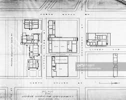 Jhu Campus Map Maps Old Campus Map Of Johns Pictures Getty Images