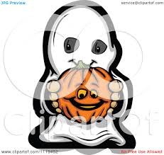 royalty free rf ghost costume clipart illustrations vector