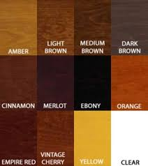 stain colors for kitchen cabinets designs ideas and decors