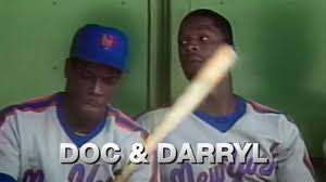 The Doc And Darryl Mets - strawberry gooden starred for mets in 1980s mlb com