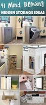 shelving ideas for kitchen 41 mind blowing hidden storage ideas making a clever use of your