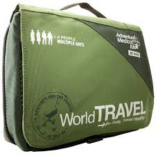world travel adventure medical kits first aid kits and