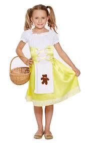 girls porridge goldilocks book week fairy tale fancy dress