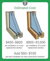 Free Window Replacement Estimate by How Much Does It Cost To Replace Windows Angie S List