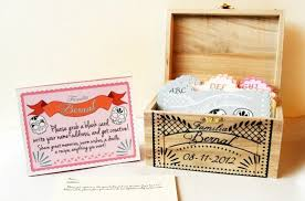 Wedding Wishes Box Kraft Paper Wedding Wine Labels For Halloween