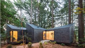 urlaub architektur umweltfreundliche ferienhäuser im wald sweet home