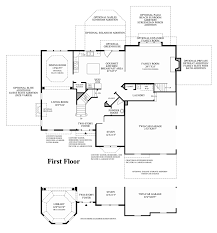 glastonbury estates the columbia ii home design