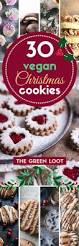 the best 30 vegan christmas cookies easy egg free recipes the